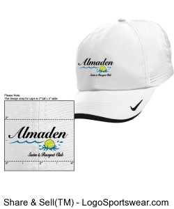 Nike Golf - Dri-FIT Swoosh Perforated Cap Design Zoom